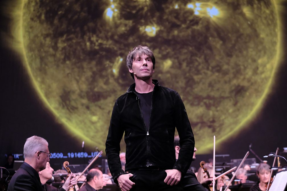Music and the Cosmos – with Professor Brian Cox